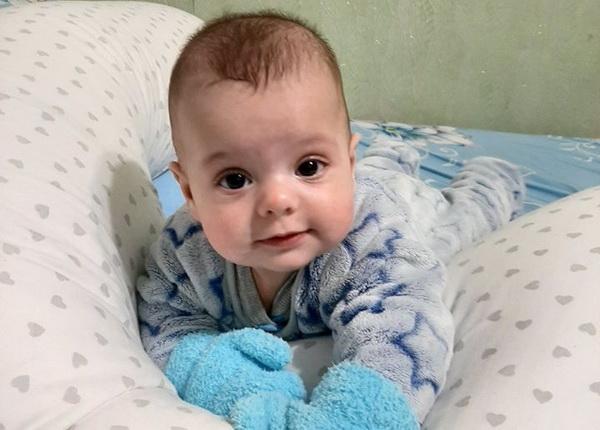 Photo of «Давайте вместе спасем жизнь Никитки, чтобы его Солнышко не погасло»: 7-месячному николаевцу срочно нужна помощь