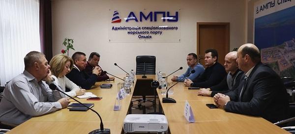 Photo of Госпредприятие «Укроборонсервис» собирается стать портовым оператором николаевского порта «Ольвия»