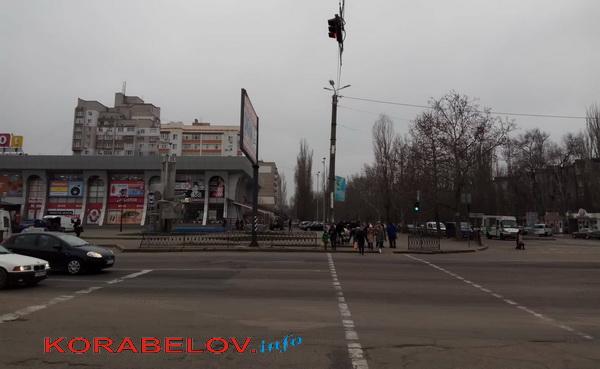 """пр. Богоявленский, напротив """"Depo't"""""""
