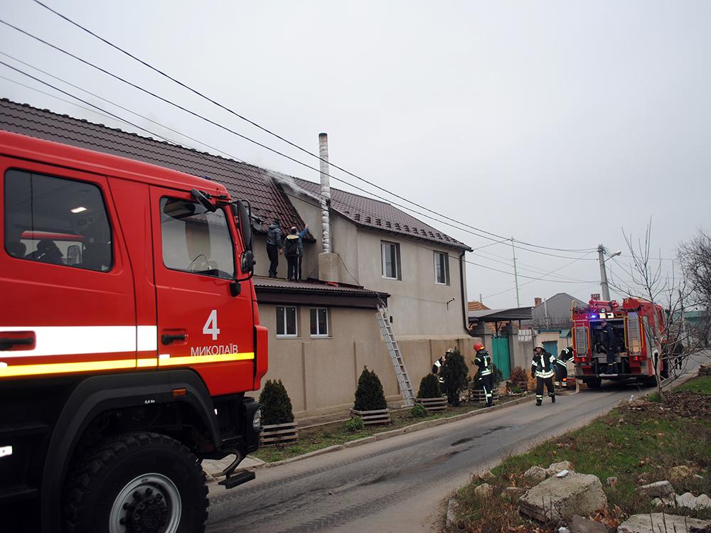 Photo of Николаевские спасатели не дали сгореть молитвенному дому евангелистов