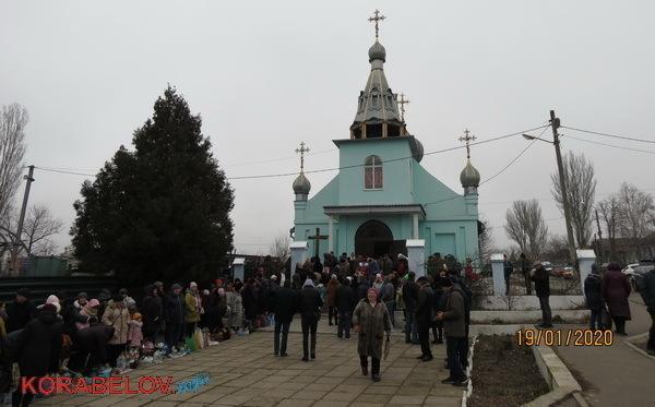 Храм Святого Духа на ул. Торговой