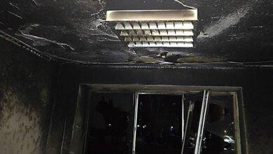 Photo of В Херсоне ночью сожгли офис партии Шария (видео)