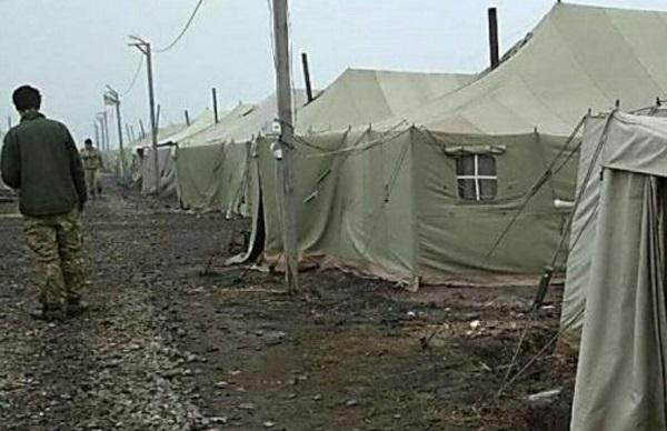 Photo of На Широколановском полигоне произошел пожар – один военный в реанимации