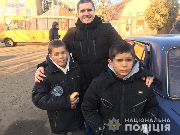 Photo of Сбежали, чтобы поехать к бабушке: николаевские полицейские разыскали пропавших в Корабельном районе мальчиков