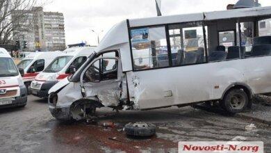 Photo of Водитель «маршрутки», которую в центре Николаева протаранил «Range Rover», скончался