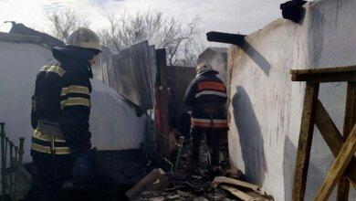 Photo of В селе Лиманы горел частный дом: пожарные успели спасти от огня расположенные рядом хозпостройки