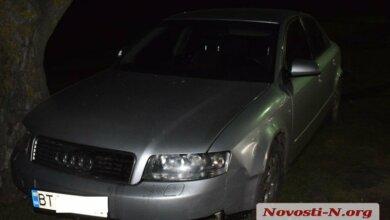 Photo of Под Николаевом полиция с погоней задержала грузинских воров, ограбивших автомобиль