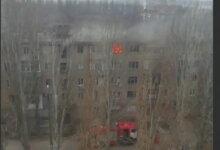 Photo of В Корабельном районе сгорела квартира по проспекту Богоявленскому (Видео)