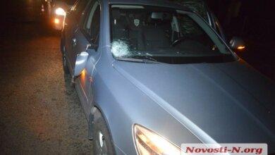 Photo of В Широкой Балке автомобиль сбил девушку на переходе