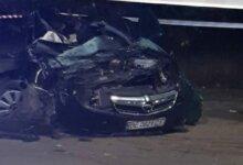 Photo of Смертельное ДТП на «перегоне»: полицейский, врезавшийся в столб на «Опеле», был пьян