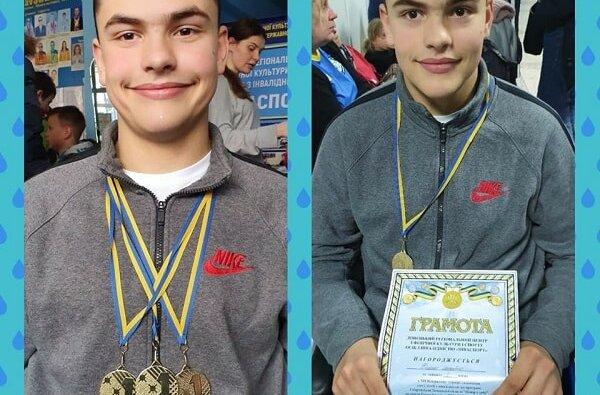 «Так тримати!!!»: школяр з Корабельного району виборов три «золота» на турнірі з плавання у Слов'янську   Корабелов.ИНФО