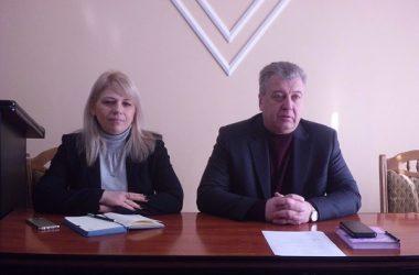 Елеонора Хусаинова и Юрий Дзюба