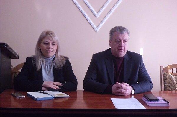Чиновникам Вітовської райдержадміністрації представили заступницю голови   Корабелов.ИНФО