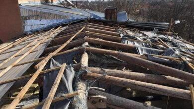 Photo of Сорванную ураганом крышу ДК «Корабельный» отремонтируют за 1,3 млн грн