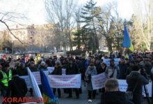 Photo of «Зеленский, мы голосовали не за это!» — николаевцы вышли на митинг против ареста завода «Океан» (Видео)