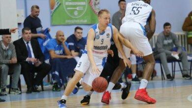Photo of МБК «Николаев» в домашнем матче проиграл БК «Днепр»