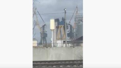 Photo of На заводе «Океан» объяснили, что никакой катастрофы с кранами не произошло (видео)