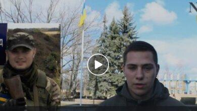 Photo of «Вы — позор Украины», — активист, бросавший яйца в николаевского депутата-любителя России (видео)