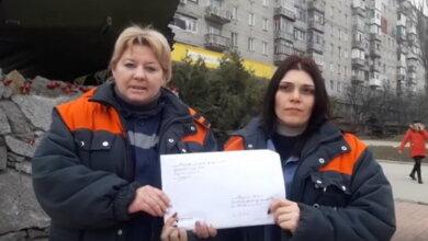 Океановцы отправляют письмо президенту Зеленскому
