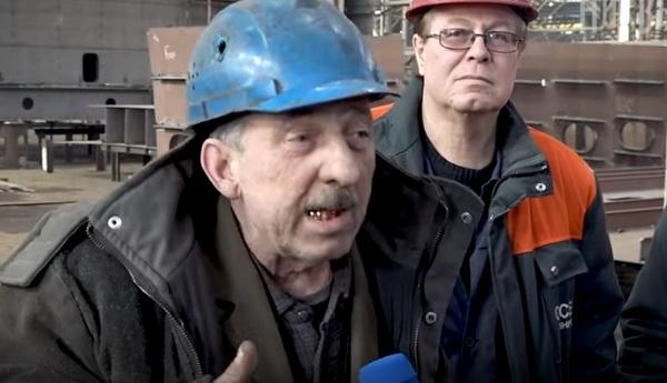 """рабочие """"Океана"""" возмущены арестом завода"""