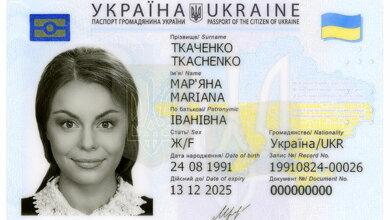 Photo of 14-летние украинцы будут получать паспорт и идентификационный код одновременно