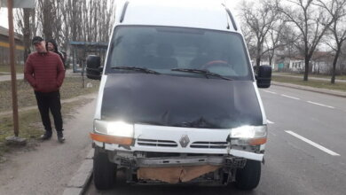 Photo of Полиция нашла «Рено», перевернувшее такси «Фиат» в Николаеве