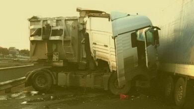 Photo of Смертельное ДТП: в Витовском районе столкнулись две «фуры», один из водителей погиб