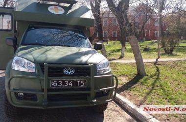 В Николаеве - массовое отравление военнослужащих   Корабелов.ИНФО