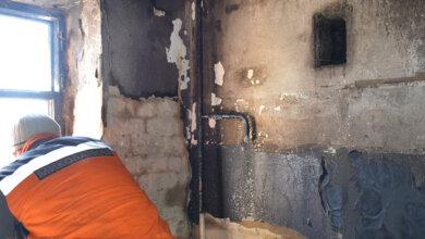 Утром горела квартира в многоэтажке Корабельного района - эвакуировано 14 жильцов   Корабелов.ИНФО