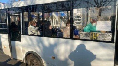 Photo of Перевозил 16 пассажиров: ещё одного николаевского маршрутчика оштрафовали на 17 тыс грн