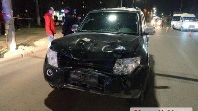 «Митцубиси» насмерть сбил девушку на пешеходном переходе в Николаеве (ВИДЕО) | Корабелов.ИНФО