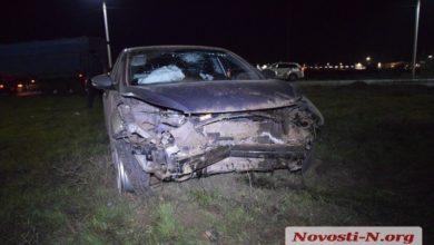 Photo of Под Николаевом «Хюндай» вылетел на кольцо: пострадала 17-летняя девушка