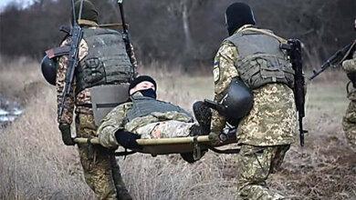 На Донбассе боевики обстреляли украинских военных – один воин погиб, четверо ранены   Корабелов.ИНФО