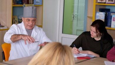 Photo of Головний лікар у Галициново розповів вчителям про коронавірус