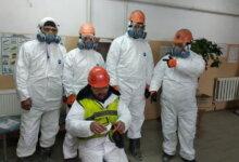 """Photo of На ГП """"СК """"Ольвия"""" показали, как они дезинфицируют территорию предприятия от коронавируса (Видео)"""