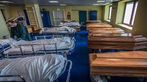 В Италии за сутки от коронавируса скончались почти 500 человек | Корабелов.ИНФО