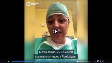 «Мы больше не считаем мертвых», — медсестра из Милана рассказала о работе во время эпидемии коронавируса (видео) | Корабелов.ИНФО