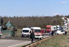Photo of Под Николаевом столкнулись «КамАЗ» и «Фиат»: погиб водитель легковушки