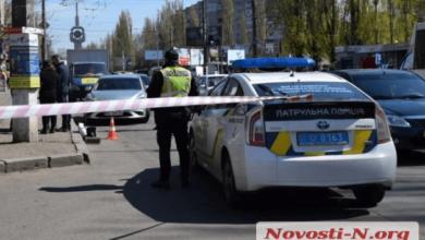 Разбойное нападение со стрельбой в Николаеве: похищено 2 миллиона | Корабелов.ИНФО