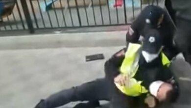 Карантин: в Одессе патрульные грубо задержали продавца кофе – мужчина в больнице (видео) | Корабелов.ИНФО