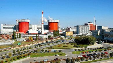 Южно-Украинская атомная электростанция