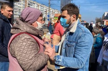 «Чертят линии и закупают термометры»: рынки Николаева готовятся к открытию (Видео) | Корабелов.ИНФО