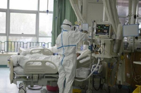 госпитализация больных с коронавирусом