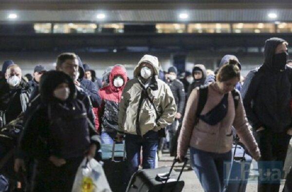 Госпогранслужба ожидает, что на Пасху в Украину вернутся 200 тысяч человек   Корабелов.ИНФО