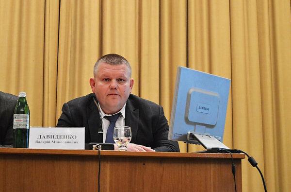 Убит народный депутат Украины Валерий Давыденко | Корабелов.ИНФО