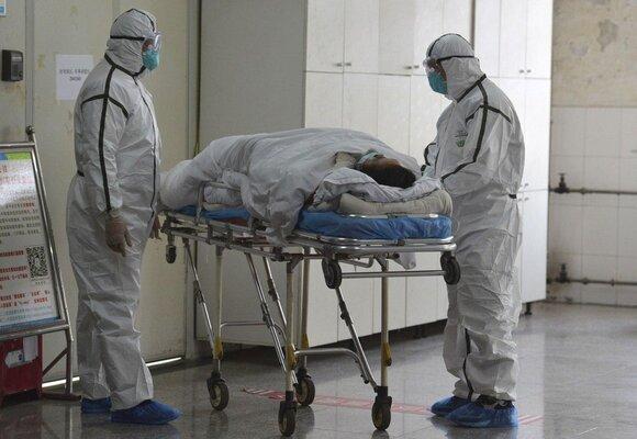 COVID в Корабельном: смерть пациента и 28 новых заболевших