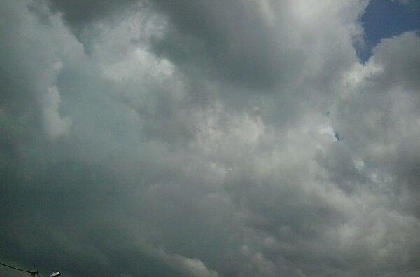 Можливі рясні дощі та грози: циклон Ізольда поливатиме Миколаївщину й у вихідні дні   Корабелов.ИНФО