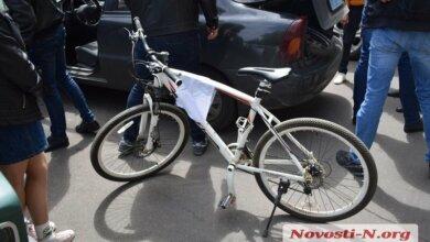 Photo of В Николаеве работники ломбарда не хотели отдавать полиции ворованные велосипеды