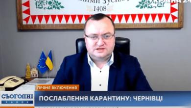"""Photo of """"Городские больницы заполнены пациентами с COVID-19"""", – мэр Черновцов"""