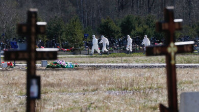 Photo of Коронавирус: В России запретили прощание с умершими